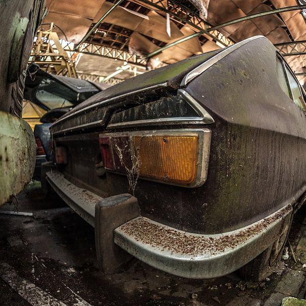 The beauty of old steel von serge baugniet