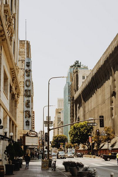 Downtown LA II van Pascal Deckarm