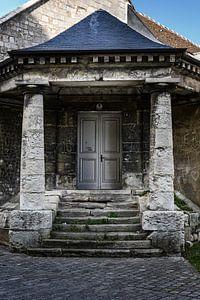 Nur eine Tür