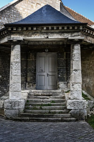 Nur eine Tür von Ellen van Schravendijk