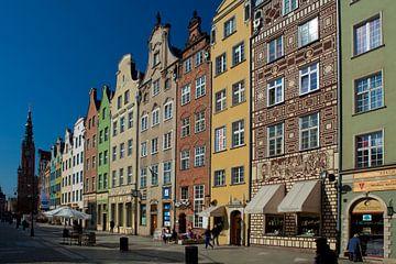 Gdansk centre van Leon van Voornveld