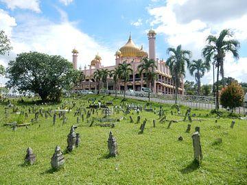 Moschee  von Christine Volpert