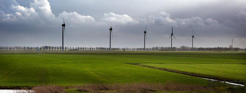Windmolens van Hans Albers