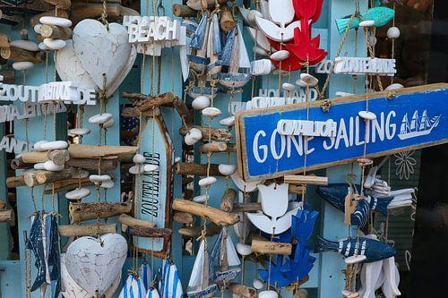 zoutelande beach sailing tulp wegwijzer houten bordjes