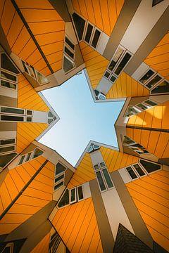Kubus-Haus Rotterdam von Maikel Claassen Fotografie
