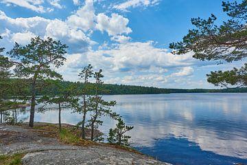 Schwedische Landschaft 185 von Geertjan Plooijer