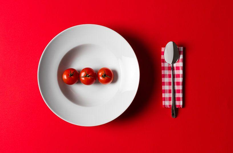 Tomaten! van Hennnie Keeris