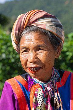 Lisu Frau, Thailand