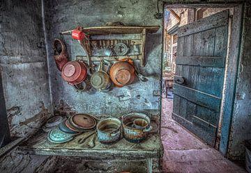 Keuken von Gerben van Buiten