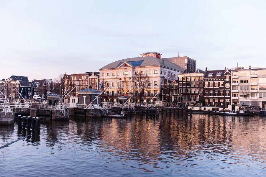 Theater Carre Amsterdam van Brian Morgan