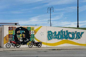 Revolutie Che Havana van Jacqueline Smeur
