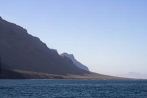 Kliffen van Lanzarote