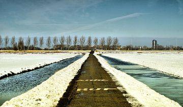 Winterpad van ZEVNOV .