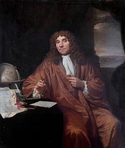 Anthony van Leeuwenhoek sur