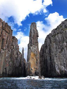 """"""" Kerzenständer &Ampel; Totempfahl"""" im Cape Huay Tasman National Park von Ryan FKJ"""