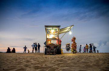 Sri Lanka beach von Ruurd Dankloff