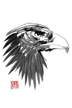 eagle sur Péchane Sumie