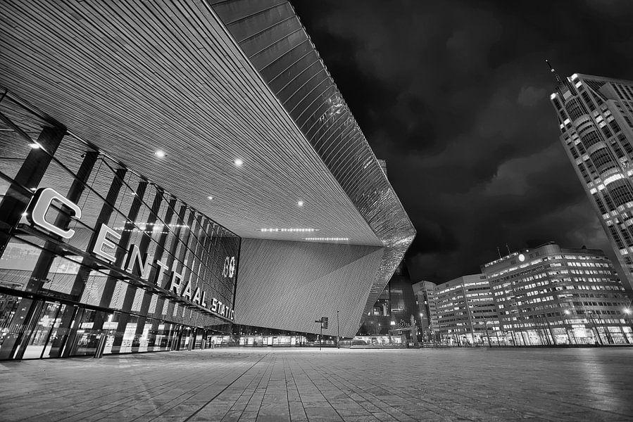 Centraal Station Rotterdam Nederland