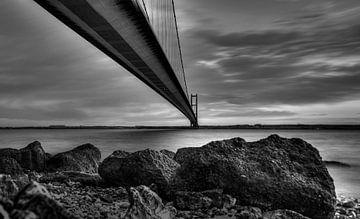 Humber bridge van Jos Hug
