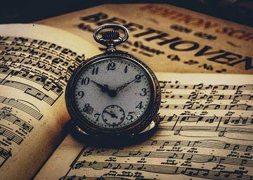 Time for music. van Valentina Vilder