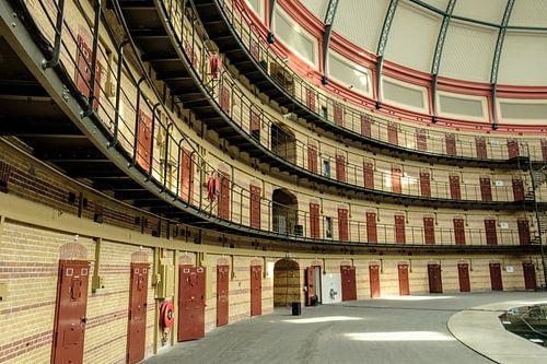 Gevangenis De Koepel in Breda van