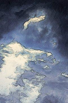 Zusammenfassung - Wettergeschichten - Der Griff in den Himmel und der rauschende Elefant von Schildersatelier van der Ven