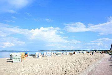 Strandfreuden im Sommer von Gisela Scheffbuch
