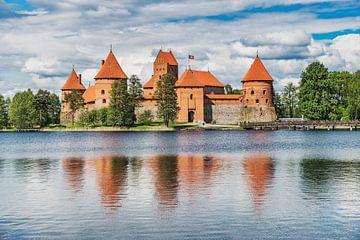 Wasserburg Trakai, Litauen  von Gunter Kirsch