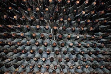 Weinflaschen von Bert Bouwmeester