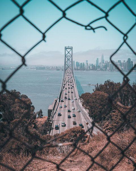Bay Bridge, San Francisco von Nick Snijder