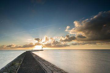 Terschelling bij zonsopkomst - 6 van Damien Franscoise