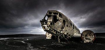 Flugzeugwrack von Erik Keuker