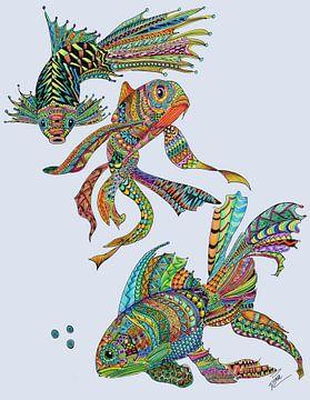 Vissen van