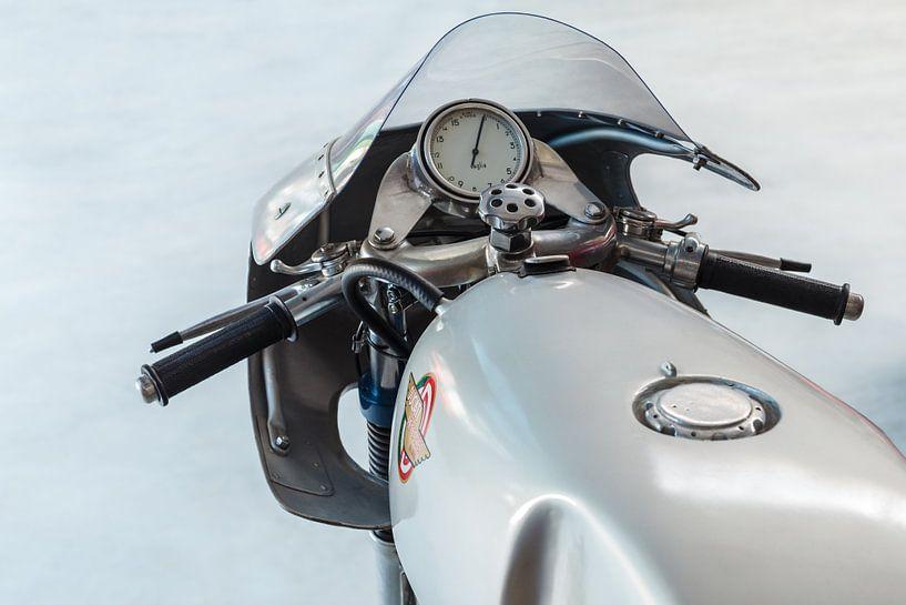 De Vintage Ducati van Martin Bergsma