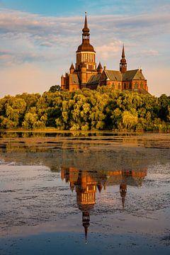 Mariënkirche in Stralsund, Deutschland von Adelheid Smitt