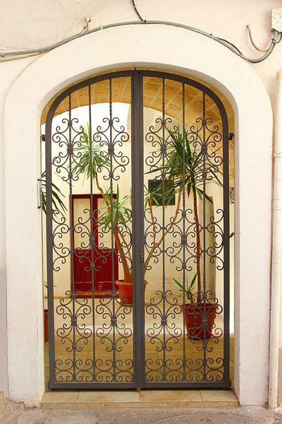 Italiaanse patio van Inge Hogenbijl