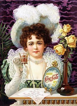 Vintage Coca Cola van Jacky Gerritsen