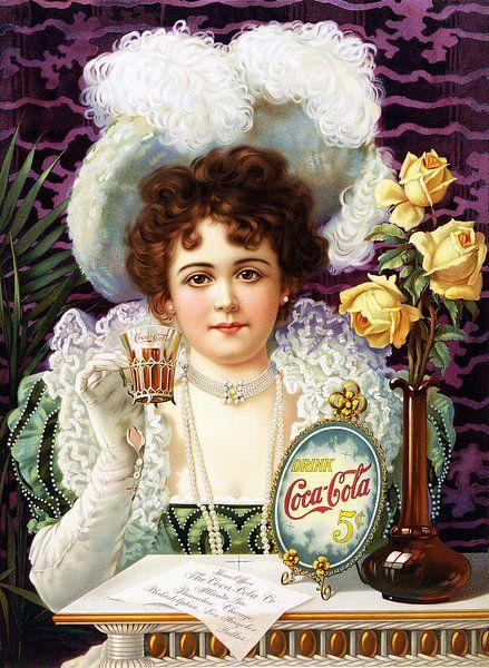 Vintage Coca Cola van Jacky .