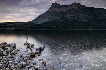 Waterton Lake, Waterton Lakes National Park, Alberta, Kanada von Alexander Ludwig
