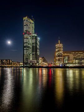 De Maastoren, Rotterdam sur Peter Hooijmeijer