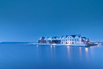 Een blauwe Blauwe Stad! van P Kuipers