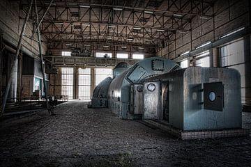 Verlassenes Kraftwerk 10 von