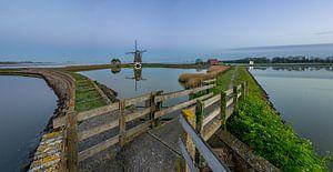Mirror mirror - Molen het Noorden - Texel van