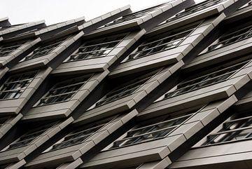Abstracte architectuur van Jarno Pors