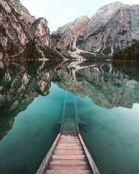 Pragser Wildsee sur Robin Berndt