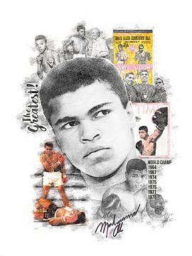 Muhammad Ali van Theodor Decker