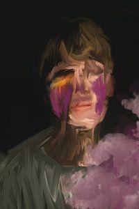 Shy boy van Carla Van Iersel