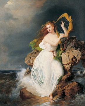 Thomas Buchanan las die Harfe von Erin