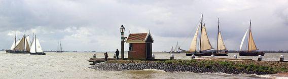 Haven Volendam van Hielke Roelevink