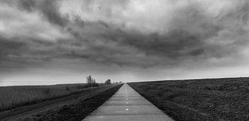 Holländischer Horizont von Pascal Raymond Dorland